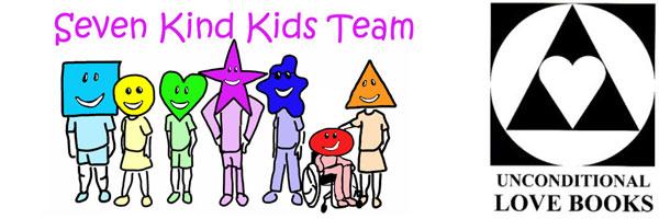 Seven Kind Kids Unconditional Love Books